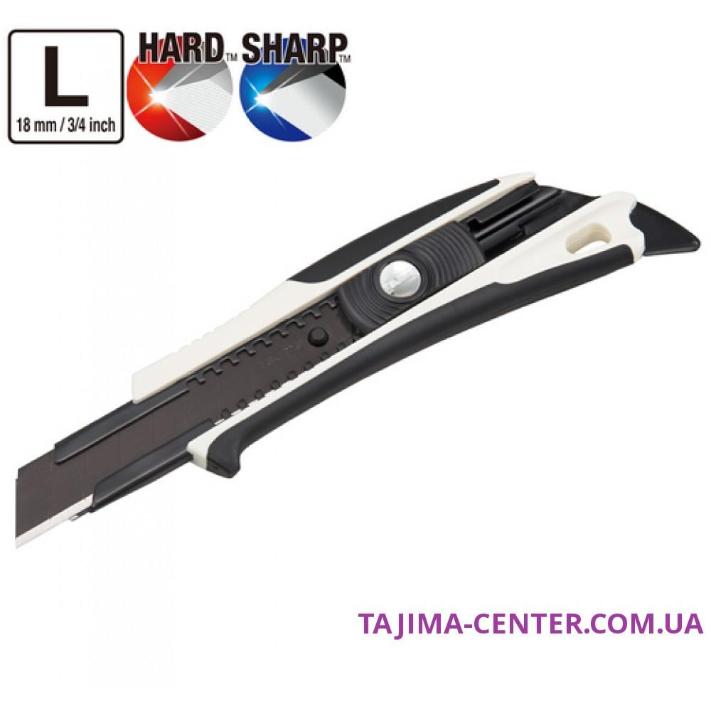 Ніж сегментний Premium 18мм TAJIMA Fin Cutter DFC560N, автоматичний фіксатор