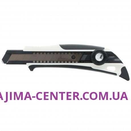 Ніж сегментний Premium 18мм TAJIMA Fin Cutter DFC561N, гвинтовий фіксатор