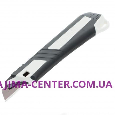 Ніж сегментний 18мм, ізольований, TAJIMA Premium Cutter DC540N, верхній автоматичний фіксатор