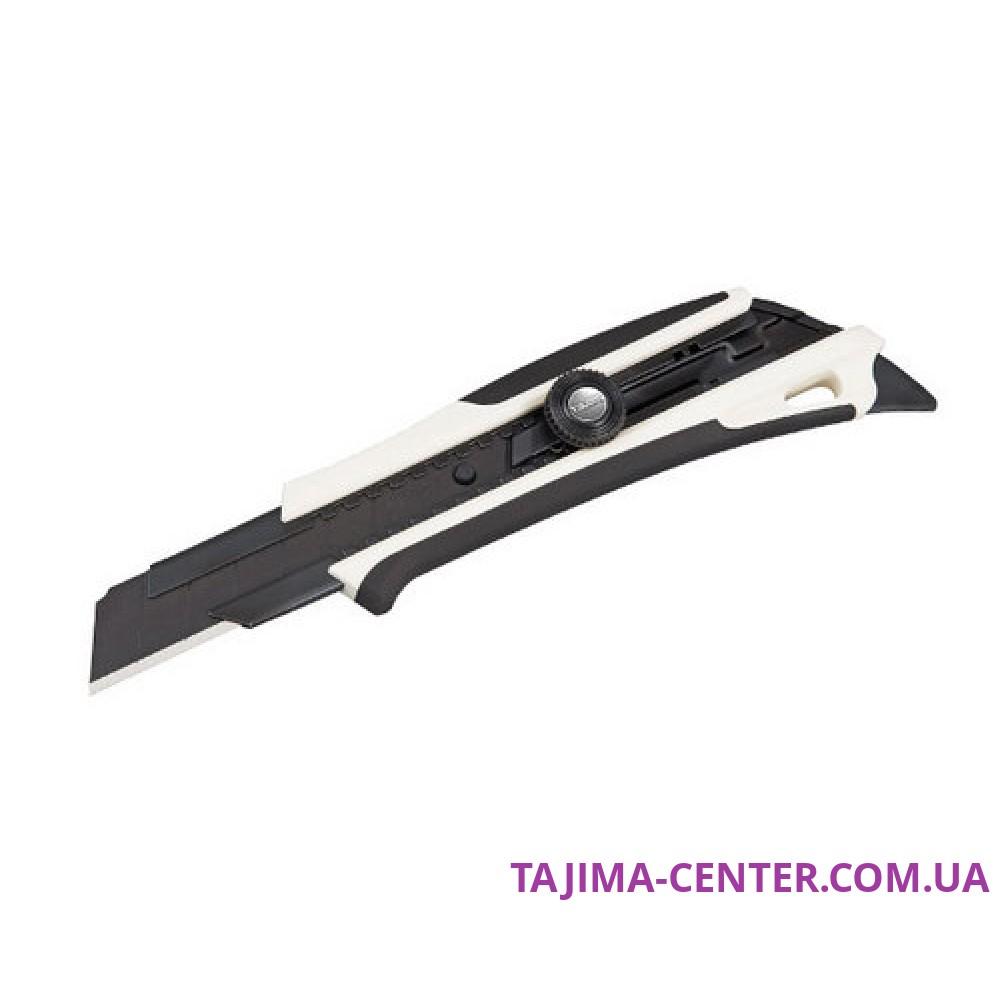 Ніж сегментний 25мм TAJIMA Cutter DFC671, гвинтовий фіксатор