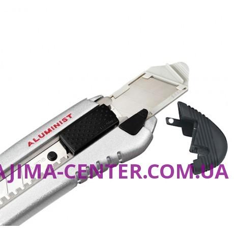 Ніж сегментний 18мм TAJIMA Aluminist AC500S, автоматичний фіксатор