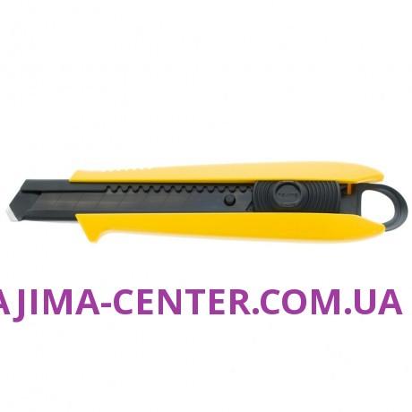 Ніж сегментний 18мм TAJIMA Driver Cutter DC500YB, автоматичний фіксатор