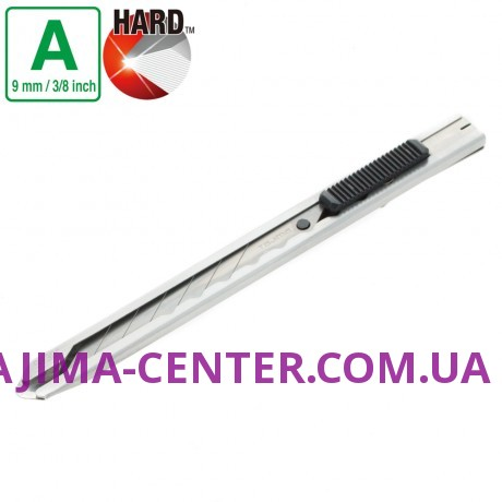 Ніж сегментний 9мм, нержавіюча сталь TAJIMA Special Blades 30° LC390B, автоматичний фіксатор