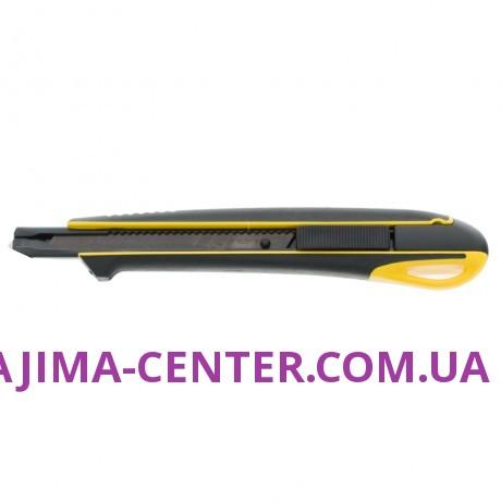 Ніж сегментний 9мм TAJIMA Driver Cutter DC360YB, автоматичний фіксатор