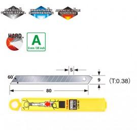 Леза сегментні 9мм TAJIMA Endura-Blade LCB30, 10 шт.