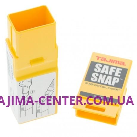 Контейнер для використаних сегментів лез TAJIMA Safe Snap, SS001