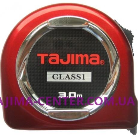 Рулетка прецизійна 1 клас, TAJIMA Hi Lock CLASS 1, H1630MW - 3м×16мм