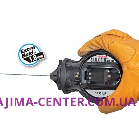 Шнур для розмітки 25м TAJIMA,  Jam Free CR301JF