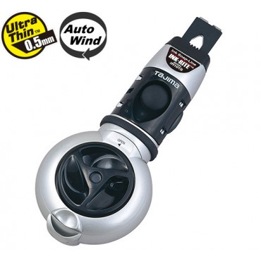 Шнур для розмітки, автоматичне змотування, 20м TAJIMA, Auto Wind, IR101S (рідке чорнило)