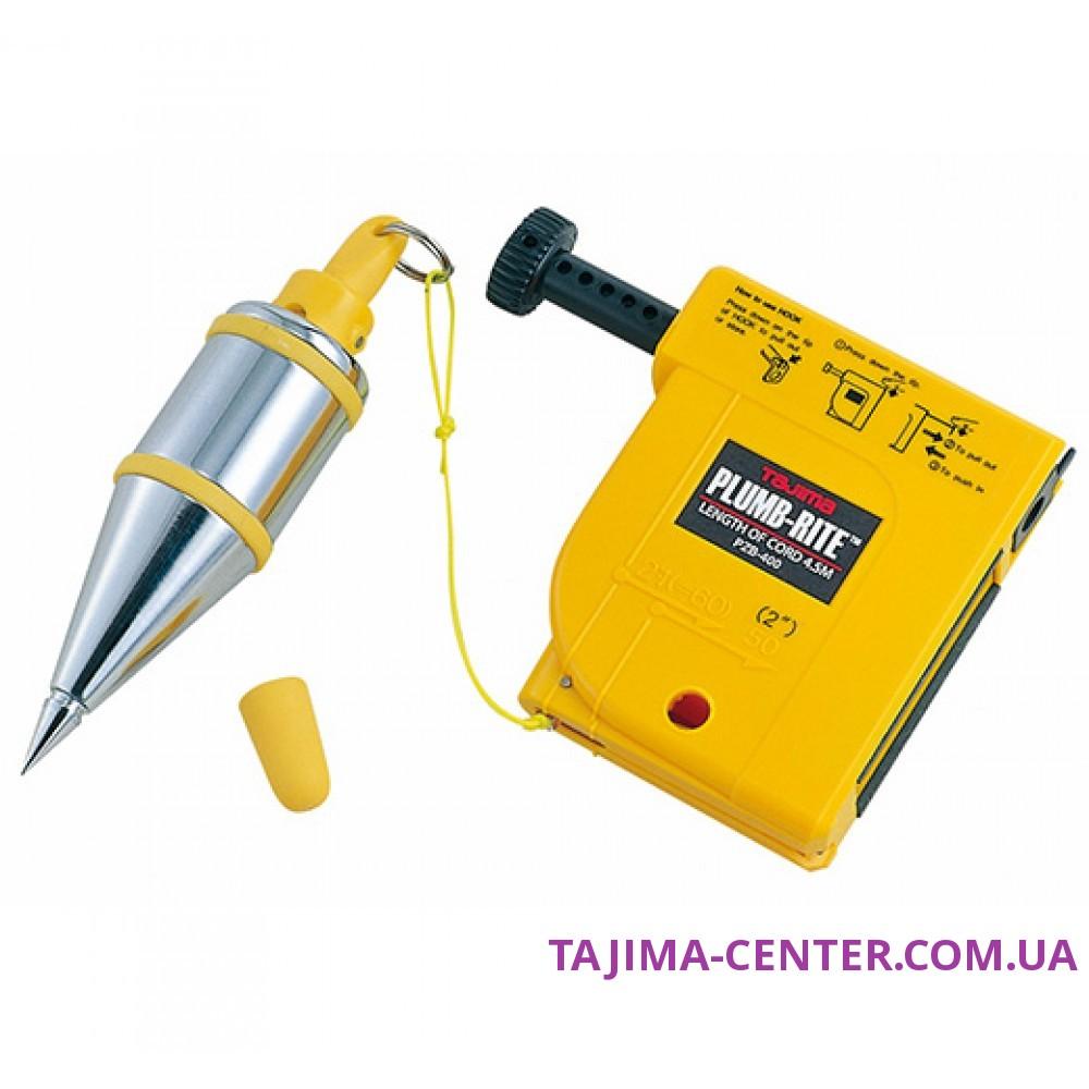 Точковий рівень TAJIMA Plumb Rite PZB400