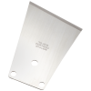 Запасне жорстке лезо TAJIMA для скребка HARD SPARE BLADE скошене 20°, PHR-HB80/-1